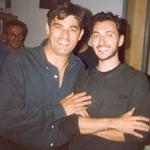 con Biagio Izzo