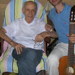 con Gino Maringola