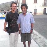 con Irio De Paula