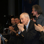 con Nando Gazzolo