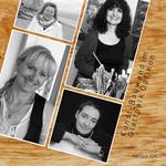 Yvonne Klug, Monika Amrein, Helga Graf, Marion Musch