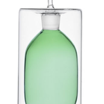 Green Double Walled Oil Bottle