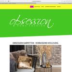 website - www.obsessionkarpetten.nl