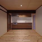 田の字の家・キッチン