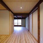 田の字の家・ダイニング