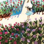 『チューリップ畑で私を探して』そしてひとつだけ色をもってきてね 2015年5月25日