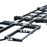 Commercial Vehicle Chassis Frame