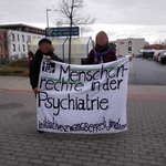 16ter November 2016 Protest bei den 34ten Psychiatrietagen
