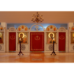 Berlin - paraclisul noii biserici