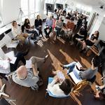 Atelier Webassoc sur les réseaux sociaux, chez Linkedin, Avril 2014