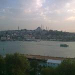 Istanbul von der Luxussuite