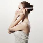 5. Расстояние от виска к виску по задней части головы (измеряется через затылок от виска к виску).