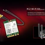 das WIFI-Kit ist bei meinen Systemen IMMER mit dabei !
