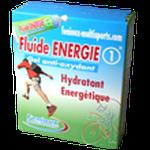 6 dosettes fluide energie à mettre dans le bidon  13€00