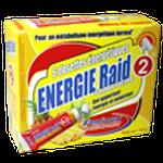 6 dosettes energie raid sucrée     12€50