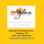 Peter K. Endres mit vier Bildern in der Galerie PATERSWOLDE - Danke für die Einladung an Aaltje van der Velde :