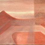Vision Series (II), 2016, Öl auf Leinwand, 25 X 35 cm