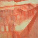 Curtis (II), 2016, Öl auf Leinwand, 105 X 105 cm