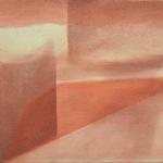 Vision Series (I), 2016, Öl auf Leinwand, 25 X 35 cm