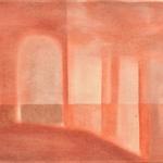 Vision Series (III), 2016, Öl auf Leinwand, 25 X 35 cm
