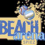 14. Juni 2015: Wie präsentieren euch das Beach Arena Spiez Logo!