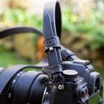 Kameratrageriemen aus geschmeidigem Geschirrleder