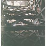 Balkenaufbau im Kirchtum