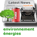 revue d'actualité Environnement Énergies
