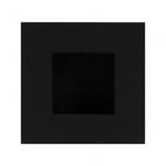 Komgreep Vierkant Mat Zwart
