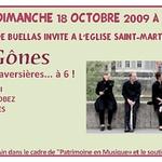 2009 - Buellas