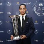 Lewis Hamilton obtuvo su segundo título mundial de la Fórmula 1.