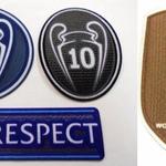 Las nuevas insignias del Real Madrid para el año 2015.
