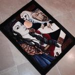 Freya - Aquarell und Tusche auf Boesner Aquarelle 300g - 42x56cm, 2015/16