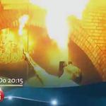 TV-Auftritt als Feuerspucker bei Hirschhausens Quiz des Menschen im WDR