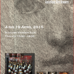 Kasteel Vianden (L) 2015 Het Maagdenkabinet expositie  www.ellenevabrouwers.com