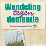 Wandeling tegen dementie