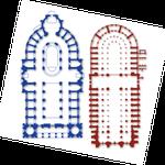 Historia / Églises St-Sulpice et N.-D. de Paris