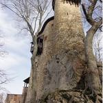 """Burg Castle Castillo """"Reichenstein"""", Basel, Suiza-Switzerland"""