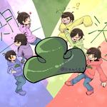 おそ松さん 松野家の六つ子