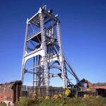 三池炭鉱旧宮原坑施設