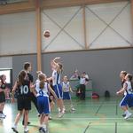 Match féminin à Saint Gilles