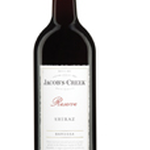 Shiraz Jacob's Creek Reserve Barossa 2010, 19,95 $