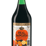 Real Sangria Cruz Garcia boisson aromatisée, 19,15 $