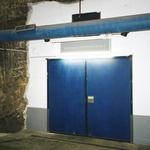 Das Festspielhaus ist vom Fußgängertunnel der Garage direkt erreichbar