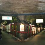 Das Tunnelsystem verbindet auch die Altstadt mit dem südlichen Teil der Stadt
