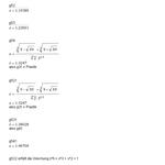 Formel und Wert der Baumann Zahlen