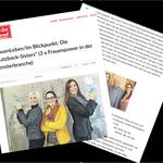 """Interview für """"Frauen-Leben"""""""
