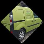 E- Renault Komplettfolierung incl. Beschriftung
