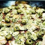 Blumenkohl Pizza ohne Gluten