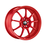 ALLEGGERITA HLT - Matt Red
